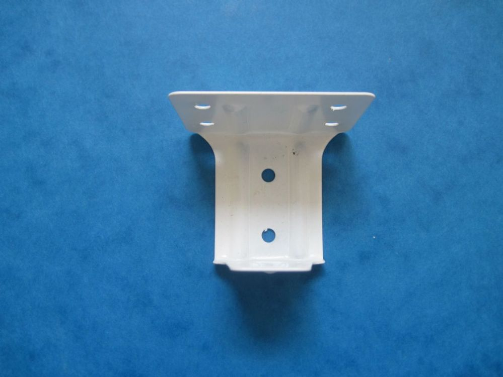 Venetian Blind Center Support Bracket For Approx 43mm Top Box